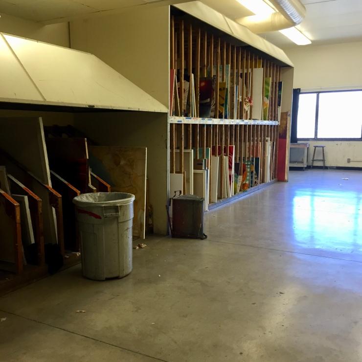 ASU Art Classroom