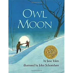 Owl Moon by Jan Yolen and Brian Schoenherr, 1988 Winner