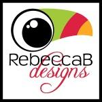 Credit for RebeccaB Designs