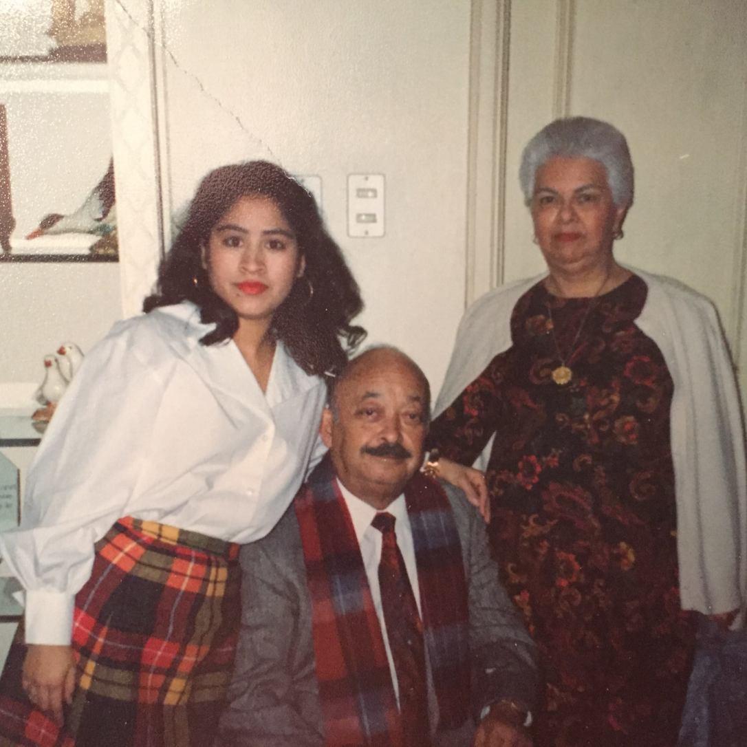 Mis Papas 1995